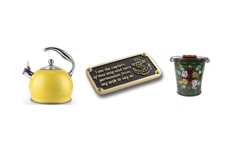 Gifts For Narrowboat Owners