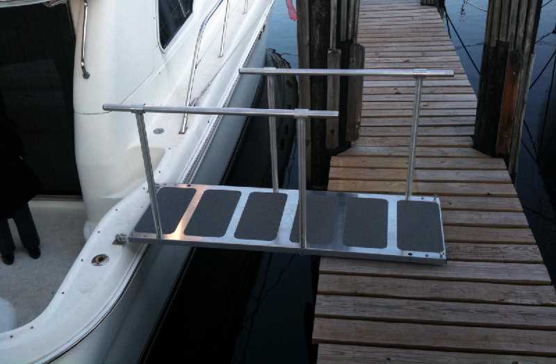 Narrowboat Gangplank